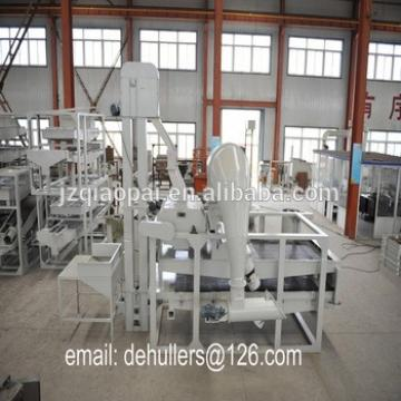 Advanced Pumpkin seed dehulling & separating line BGZ300