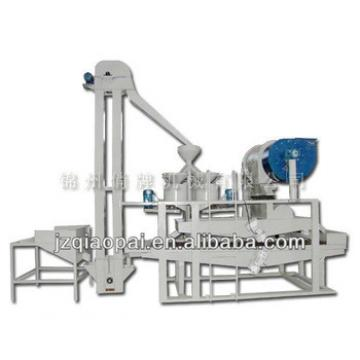 Advanced Tartary buckwheat hulling machine, huller, sheller