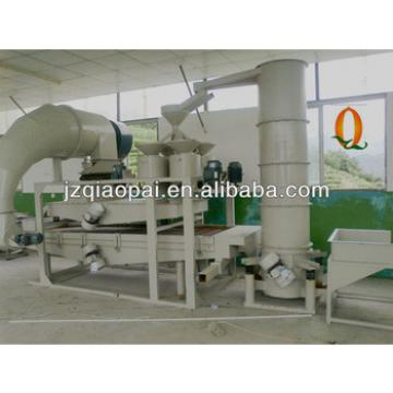 Advanced buckwheat groat sheller