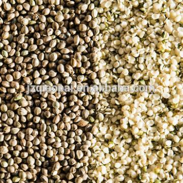 Certified Organic peeled Hemp Seeds