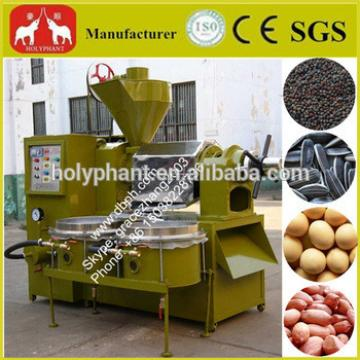 6YL-180A Combined soybean, peanut, cottonseeds, palm Oil Press
