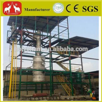 40 Years Factory Complete Vegetable Oil Refinery Equipment