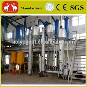 20 years experience and many successful cases complete soybean, palm, cottonseeds/peanut/sunflower Oil Refinery Line(1-100T)