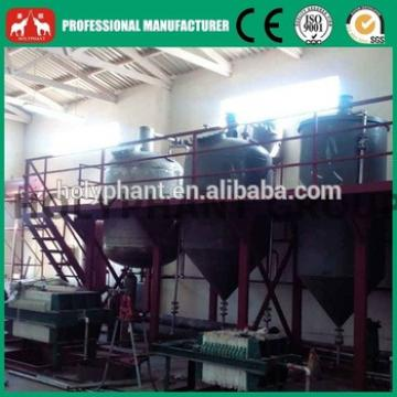 factory price professional vegetable/soybean/sunflower /peanut oil refinery