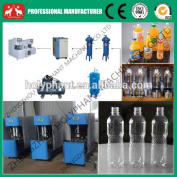 Hot selling best price semi automatic PET bottle blowing machine(0086 15038222403)