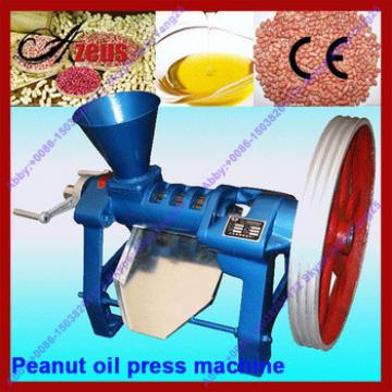 manual peanut mini oil press