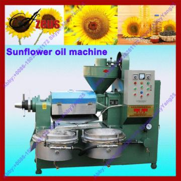 Oill milling machine / sunflower oil press machine