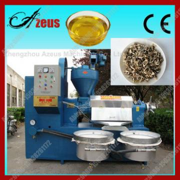 Direct Factory moringa oil making machine / pumpkin seed oil press machine
