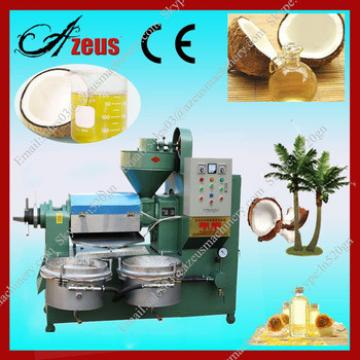 Most popular full automatic coconut oil extract machine / coconut oil making machine