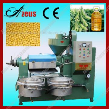 High efficiency soybean oil extruder machine