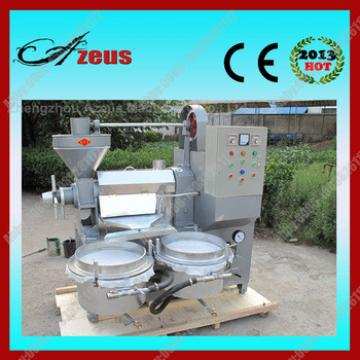 Automatic home palm/coconut/sunflower/peanut oil press machine