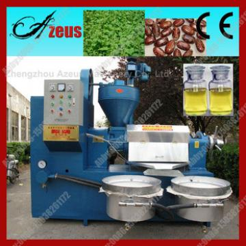 New type vegetable seeds oil press/screw oil expeller(0086-15038261172)