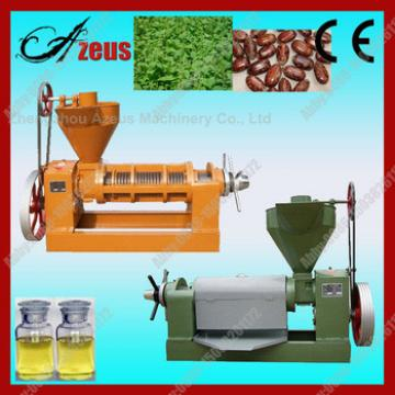 small castor oil mill