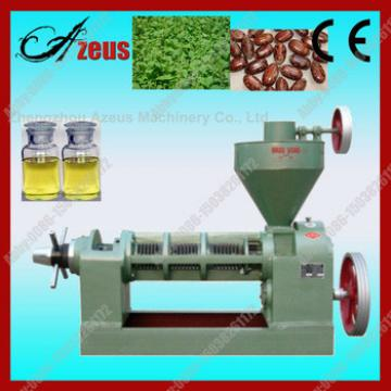 New type castor oil extraction machine