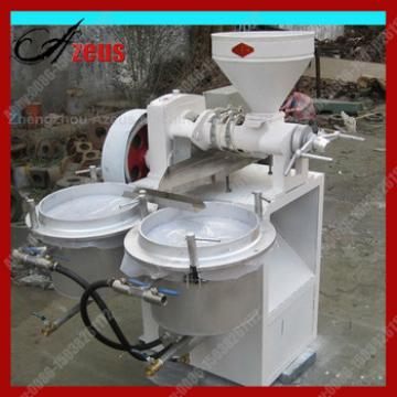 small scale oil extracting machines