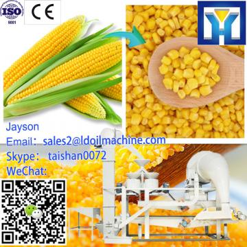 High efficiency maize peeling and threshing machine