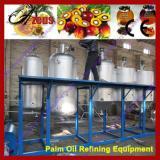 Advanced new desigh palm oil refinery