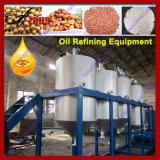 Advanced new design sunfower oil refinery