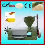 China hot selling mini oil expeller / rice bran oil extraction