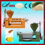 CE approved rice bran oil process machinery