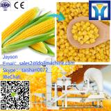 Sweet yellow corn threshing machine/ maize peeling and shelling equipment