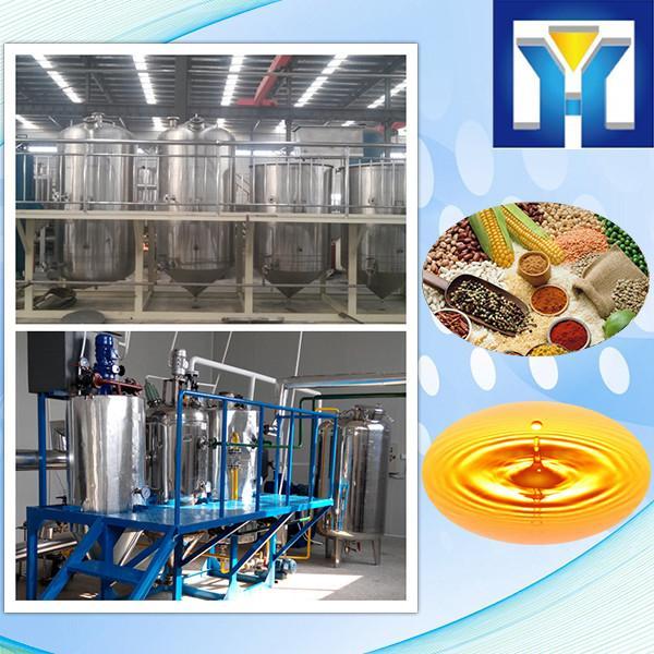 Popular Sesame Hydraulic Oil Press Machine #2 image
